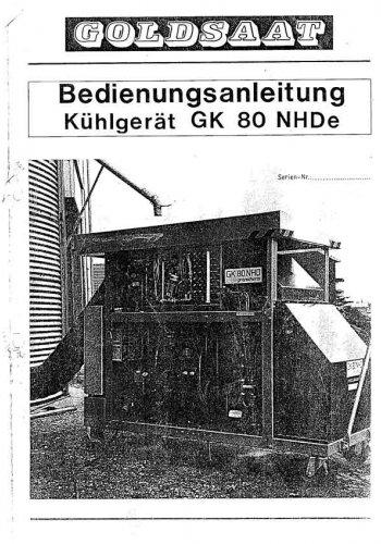 Kühltechnik - 80 NHDe