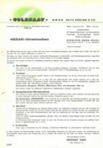 1960 Goldsaat Informationsdienst