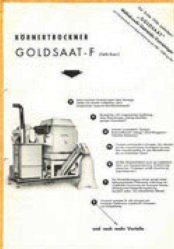 1956 Körnertrockner Goldsaat-F