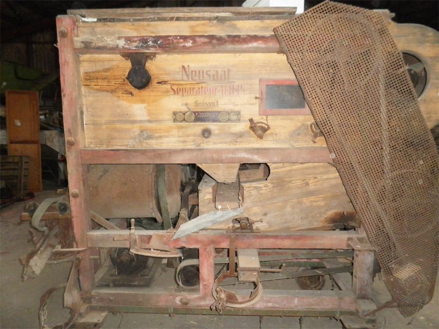 goldsaat - Stahl Neusaat Separateur (vermutlich um 1914)