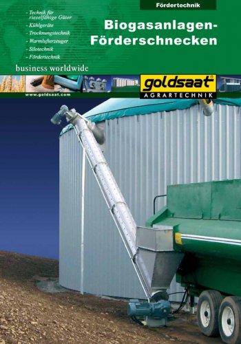 Biogasschnecken