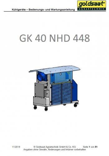 Kühltechnik - GK40