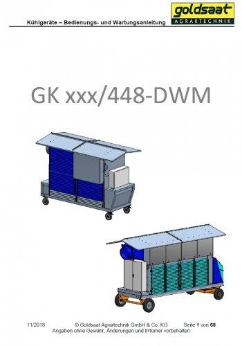 Kühltechnik - GK448-DMW