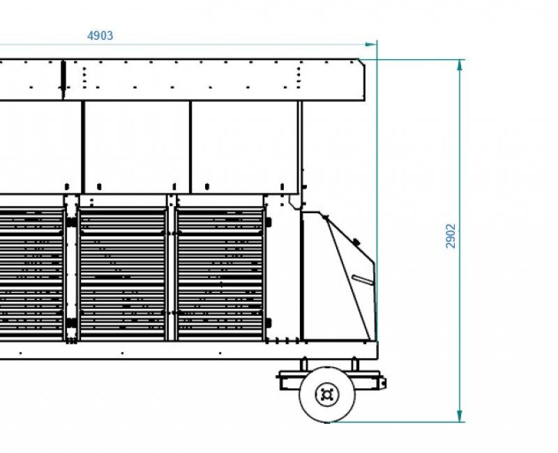 Kühlgerät GK 240/448-DWM