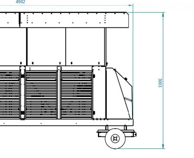 Kühlgerät GK 320/448-DWM