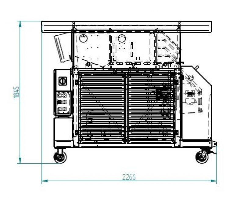 Kühlgerät GK 40/NHD-448